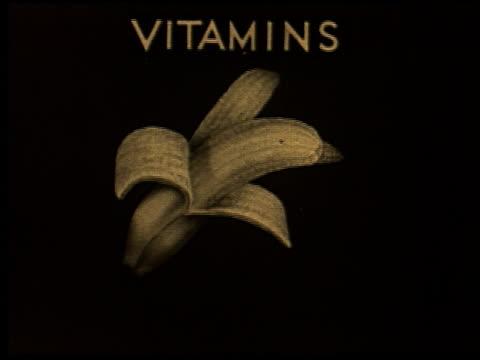 vidéos et rushes de about bananas - 14 of 15 - banane fruit exotique