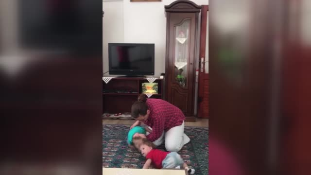 about two years after, turkish twin boys derman and yigit -- born joined at the head in june 2018 -- began a new life apart after having three major... - young family stock videos & royalty-free footage