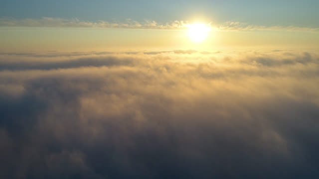 above the clouds - atmosphere filter stock videos & royalty-free footage