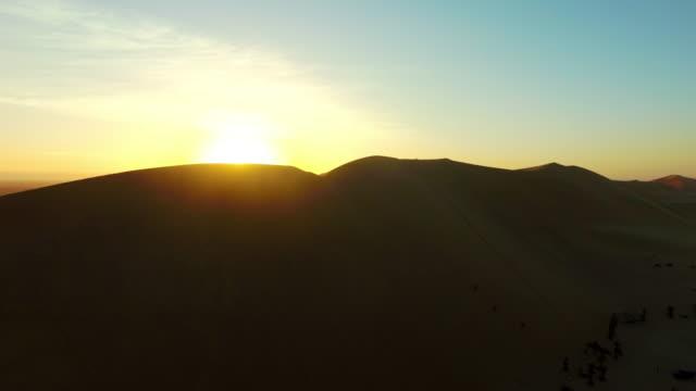 above the namibian desert - namibian desert stock videos and b-roll footage