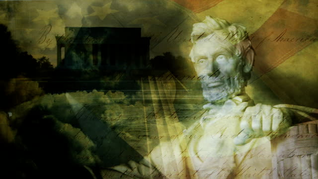 Abraham Lincoln Memorial Composite