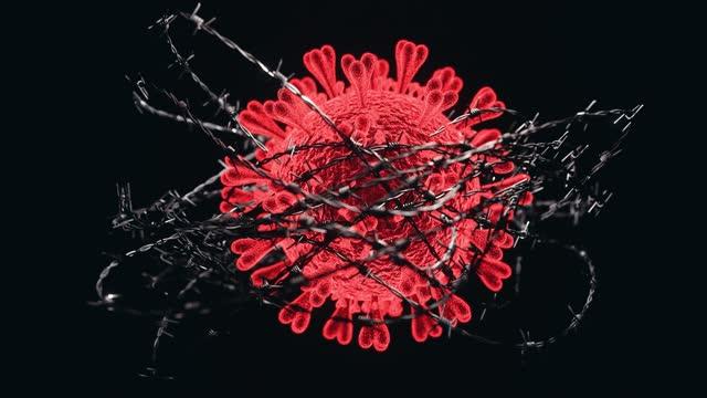 vídeos y material grabado en eventos de stock de pandemia de abs covid-19 - epidemiología