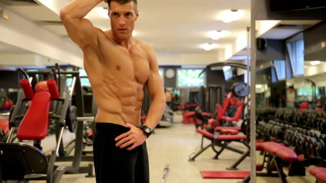 vidéos et rushes de abs - musculation