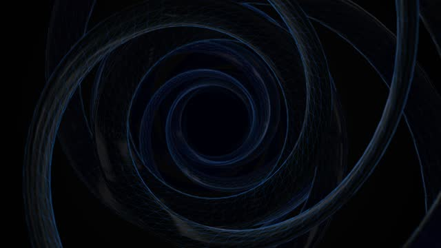 abstract 3d background - hypnotic tunnel- seamless loop - endless - spiral stock videos & royalty-free footage