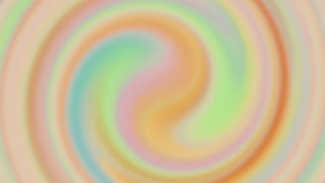 abstract animated colorful gradient fluid twirl wave background - rainbow stock videos & royalty-free footage