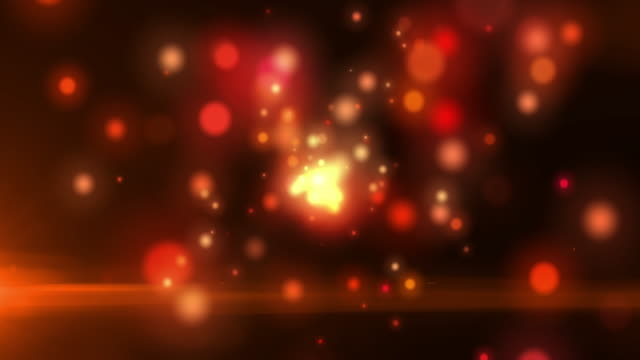 abstract animation of particles - neurotransmitter stock videos & royalty-free footage