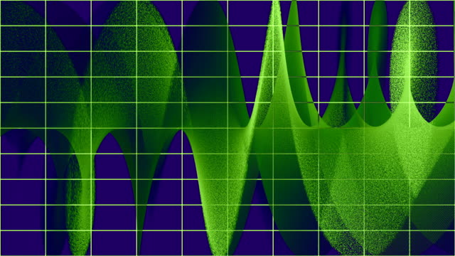 abstract audio waves - radio frequency identification stock videos & royalty-free footage
