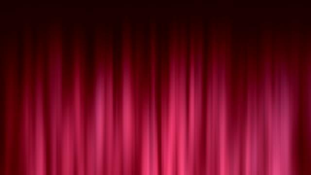 カーテンテクスチャ垂直ピンクとして移動線を持つ抽象的な背景アニメーション - 4kストックビデオ - ベルベット点の映像素材/bロール