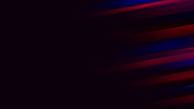 abstract background, aurora computer graphic rendered on black background. colorful abstract glowing stripes video animation. loopable - swirl stock videos & royalty-free footage