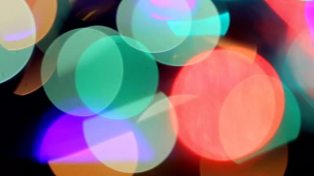 Abstrakt Hintergrund, Boke- HD-Videos