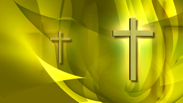 abstract background, christian cross moving upwards - christianity stock videos & royalty-free footage