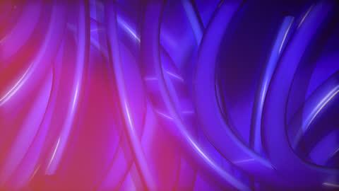 vídeos y material grabado en eventos de stock de abstract background curved lines moving - filtración de luz