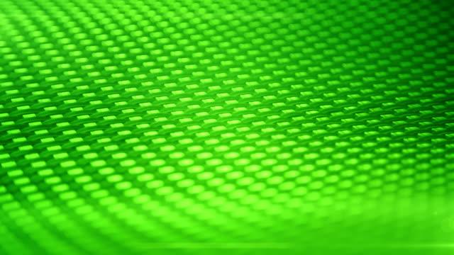Fundo abstrato (verde)-Loop