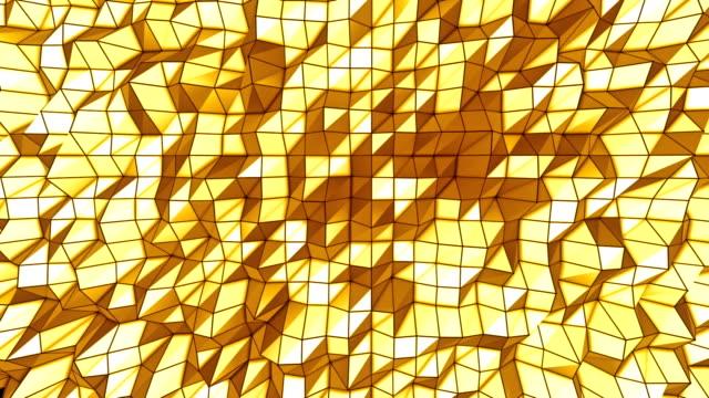 vídeos y material grabado en eventos de stock de fondo abstracto - 4 bucles de variaciones oro (hd) - haz de luz