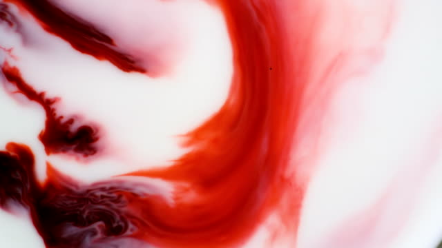 abstract background. mixing liquids - swirl pattern stock videos & royalty-free footage