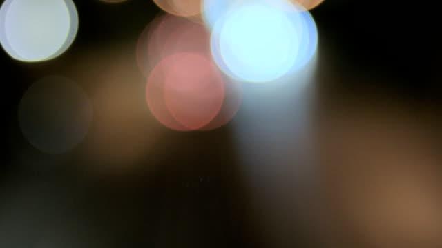 vídeos y material grabado en eventos de stock de fondo abstracto de luces de desenfocado. - cambio de oficina