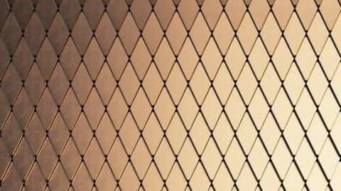 abstrakter hintergrund aus gold- und schwarzskalen - rohmaterial stock-videos und b-roll-filmmaterial