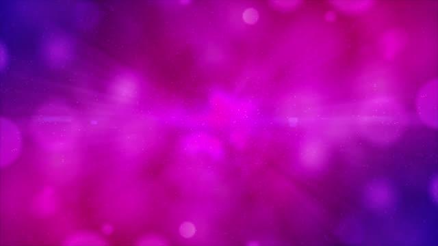 vidéos et rushes de abstract background of purple gradient with light beams - élément graphique