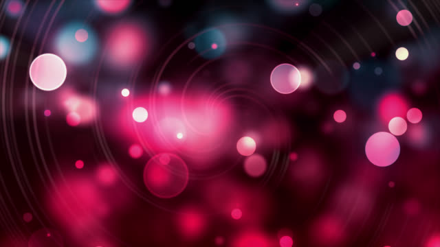abstract background of red lights and a spiral moving in space - designelement stock-videos und b-roll-filmmaterial