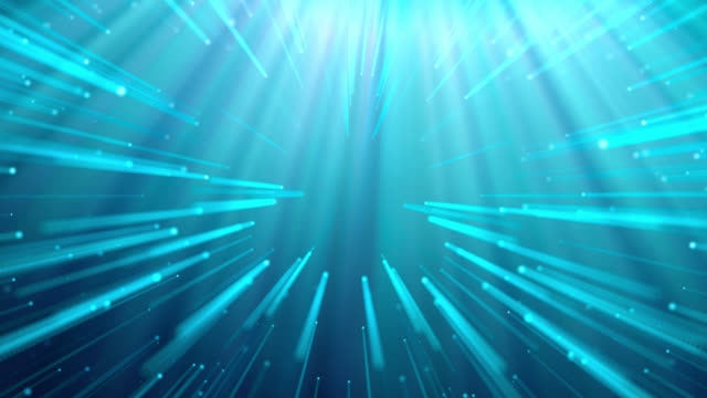 abstract background pastel blue light beams - designelement stock-videos und b-roll-filmmaterial