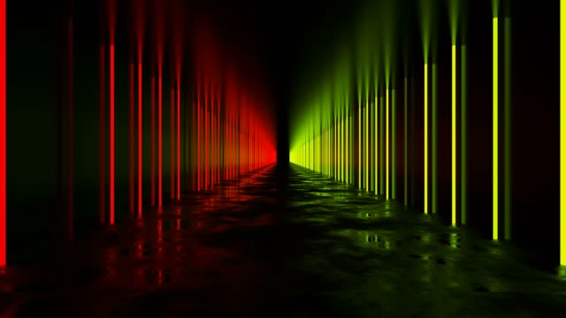 abstract background tunnel loop - music video stock videos & royalty-free footage