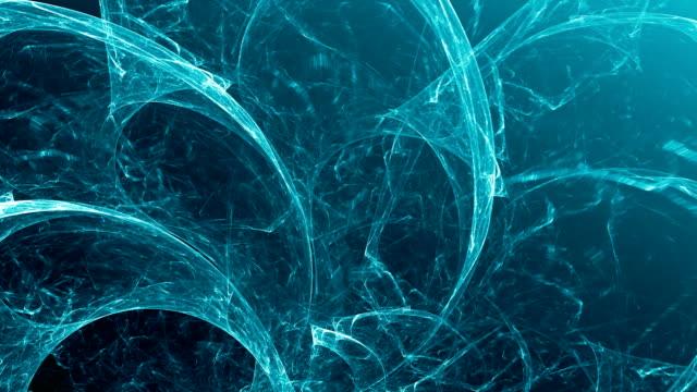 抽象的な背景(ループ) - 微生物点の映像素材/bロール