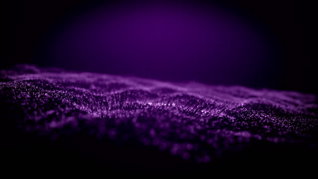 vídeos de stock e filmes b-roll de abstract background - purple