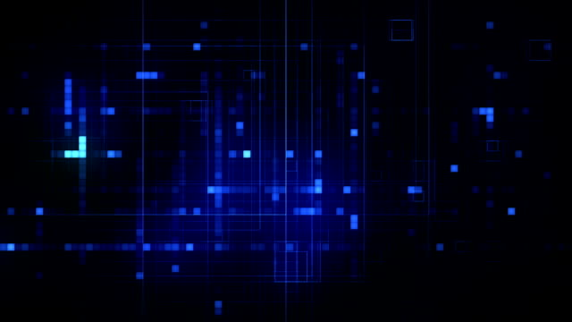 abstract background - block shape stock videos & royalty-free footage