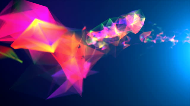 abstract background - geometric shape stock videos & royalty-free footage