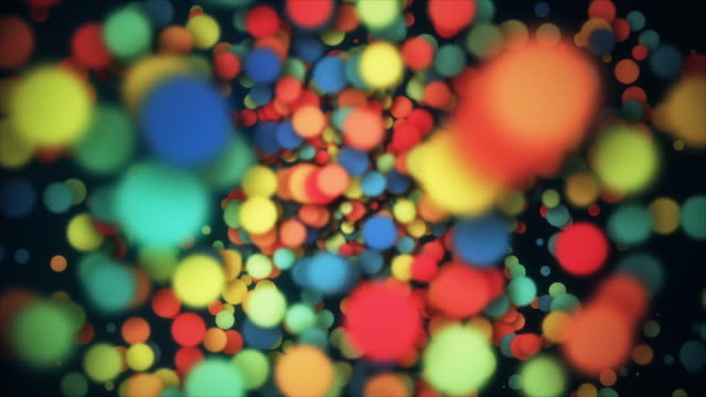abstract background - multicolore video stock e b–roll
