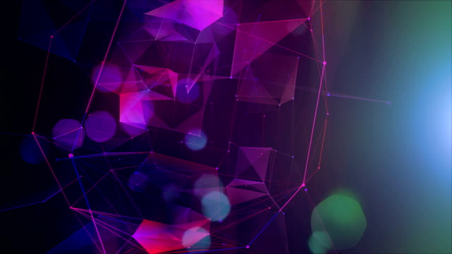 abstract background - multi coloured stock videos & royalty-free footage