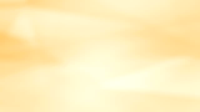 abstract background with animation of moving wave. soft loopable waves in slow motion. loopable - orange colour background stock videos & royalty-free footage