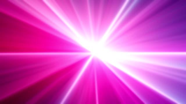 Animazione Sfondo astratto con laser