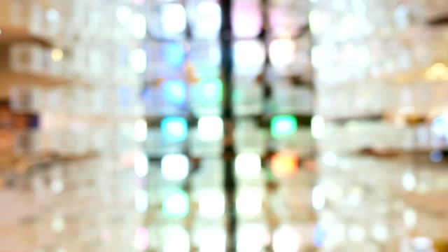 abstract background with transparent squares - square stock videos & royalty-free footage