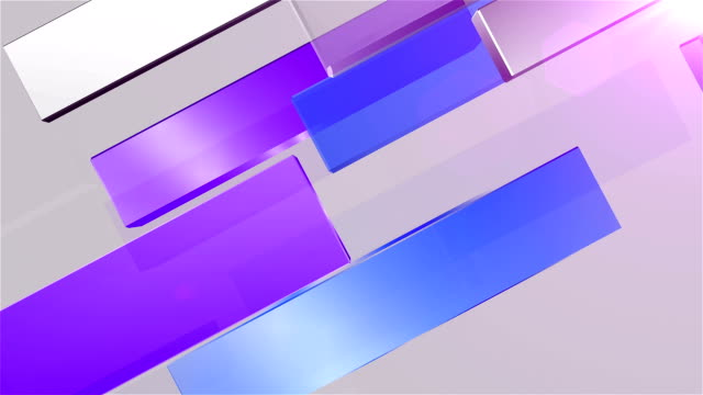 abstract background-purple and blue - rectangle stock videos & royalty-free footage