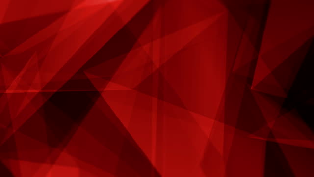 vídeos de stock e filmes b-roll de 4k abstract backgrounds loopable - vermelho