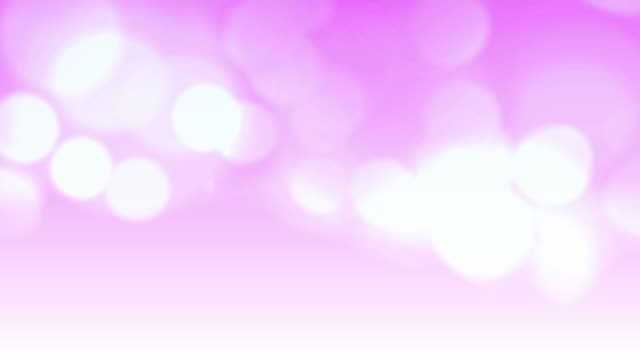abstract beutiful particle moving on pink background. concept : love , valentine. - pink color stock videos & royalty-free footage