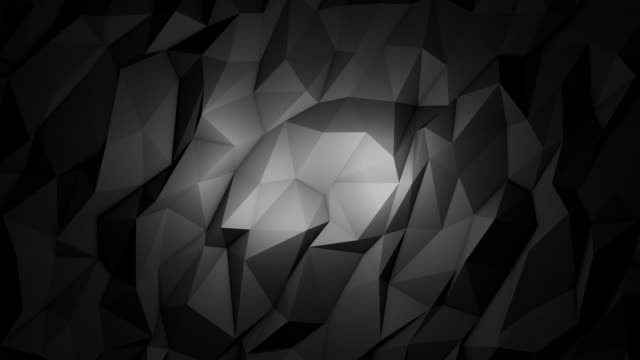 abstract black background - crystals stock videos and b-roll footage