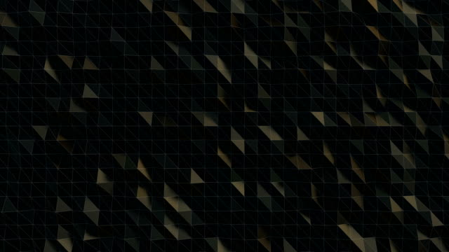 abstract black triangle graound wave - angle stock videos & royalty-free footage