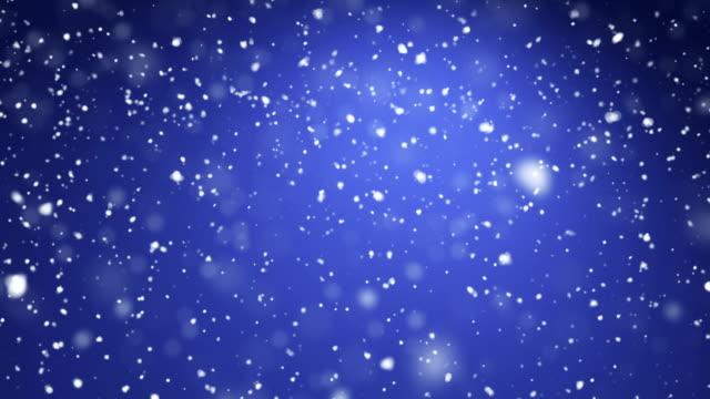 Abstract black white snow texture