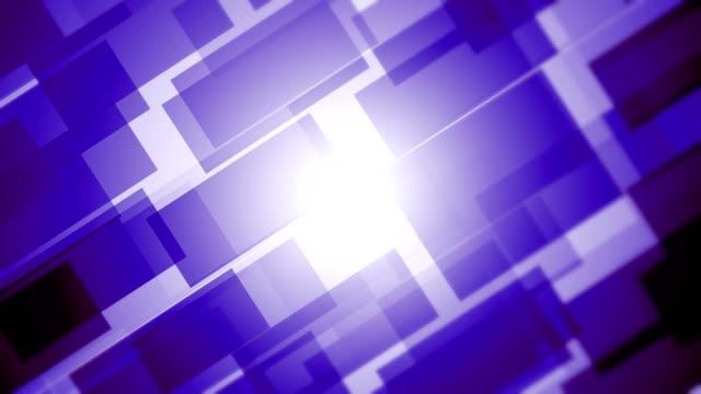 vídeos y material grabado en eventos de stock de fondo abstracto de bloques (loopable) - cuadrado composición