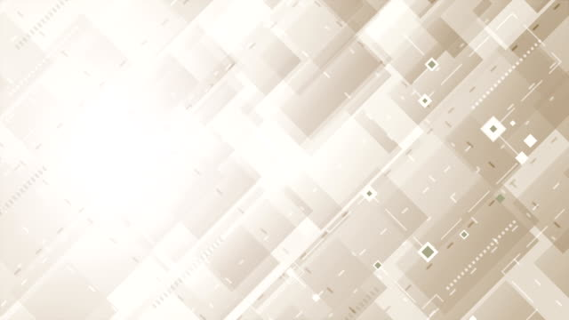 abstract blocks background (loopable) - brown background stock videos & royalty-free footage