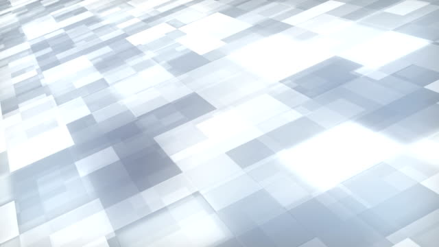 abstract blocks background (loopable) - block shape stock videos & royalty-free footage