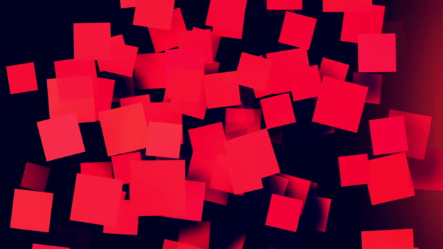 4k abstract blocks - square stock videos & royalty-free footage