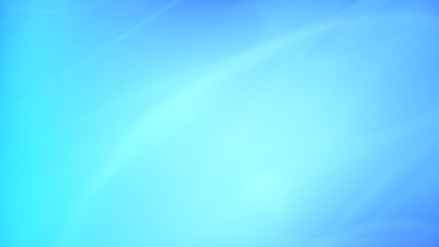 Abstract blue animation background.
