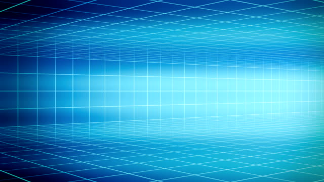 4k abstract blue background loopable - animazione biomedica video stock e b–roll