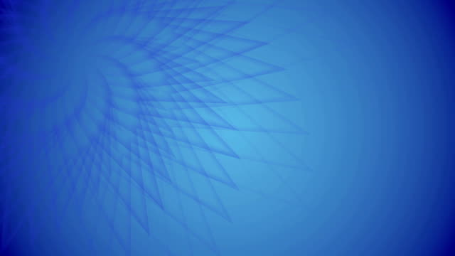 abstract blue background - mandala stock videos & royalty-free footage