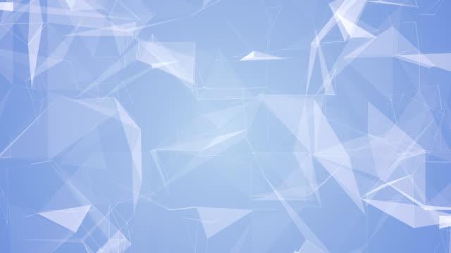 vídeos y material grabado en eventos de stock de fondo abstracto azul (en bucle - fondo turquesa