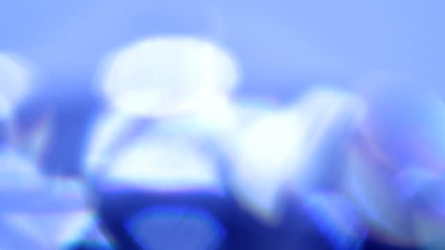 Abstrakte verschwommenen hellen Hintergrund - endlos wiederholbar