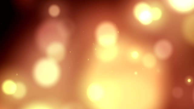 abstract bokeh background  - 4k resolution - loopable moving image - defocussed stock videos & royalty-free footage